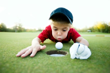 FREE JUNIOR GOLF CLINIC