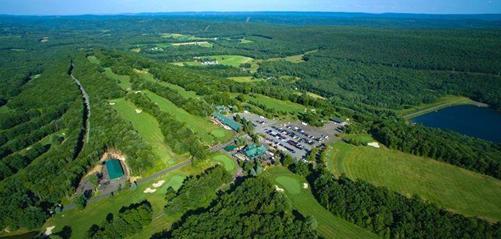Mountain Valley Golf Course Barnesville PA